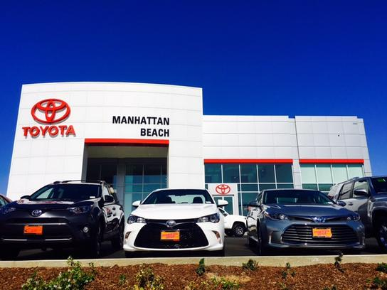 Manhattan Beach Toyota 1
