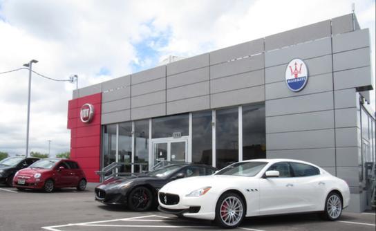 Mike Ward Maserati Of Denver Car Dealership In HIGHLANDS RANCH CO - Maserati car dealership