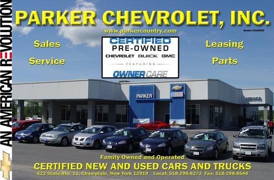 Parker Chevrolet Inc Car Dealership In Champlain Ny 12919 Kelley Blue Book