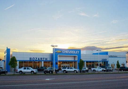 Ed Bozarth Chevrolet Company, Inc.