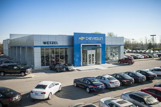 wetzel chevrolet car dealership in richmond in 47374 kelley blue book. Black Bedroom Furniture Sets. Home Design Ideas