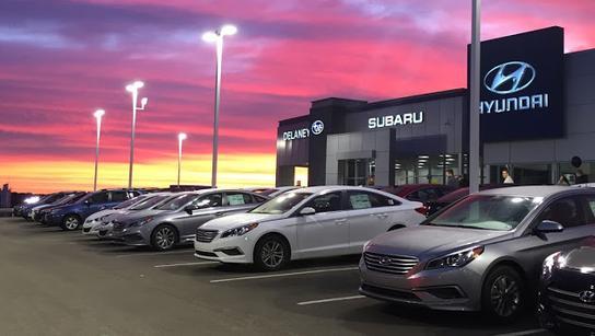 Indiana Pa Car Dealerships >> Delaney Honda Subaru Hyundai Car Dealership In Indiana Pa