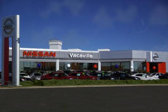 Nissan of Vacaville car dealership in Vacaville, CA 95687 | Kelley