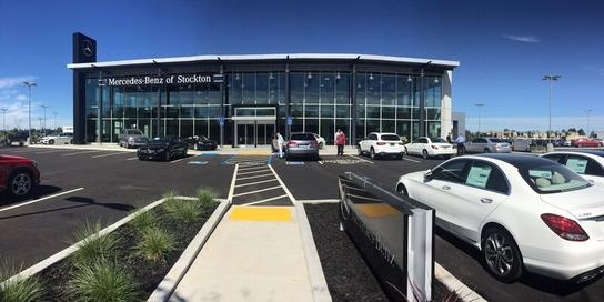 Mercedes-Benz of Stockton car dealership in Stockton, CA ...