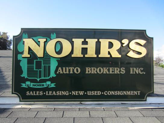 Nohr's Auto Brokers Inc. 2