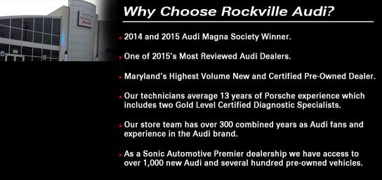 Rockville Audi Car Dealership In Rockville MD Kelley Blue Book - Rockville audi