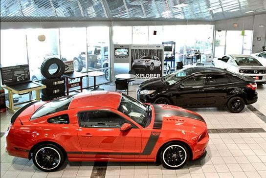 Ken Garff Ford American Fork Car Dealership In American Fork Ut