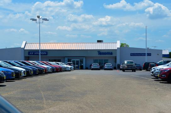 Car Dealerships In Sherman Tx >> Texoma Hyundai Car Dealership In Sherman Tx 75090 2402 Kelley