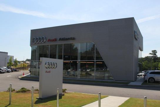Audi Atlanta Car Dealership In Atlanta GA Kelley Blue Book - Atlanta audi