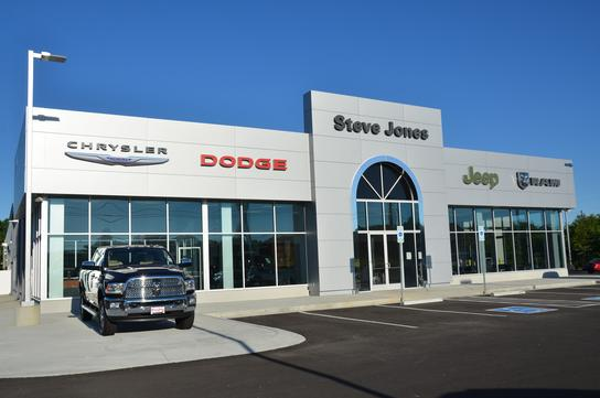 Steve Jones Chrysler Dodge Jeep Ram 3
