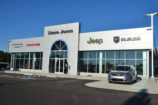Steve Jones Chrysler Dodge Jeep Ram 1