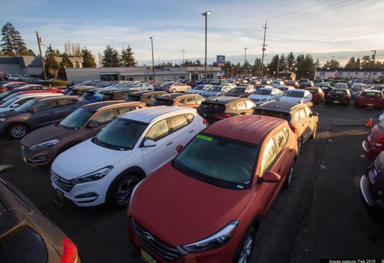 Seattle Hyundai Car Dealership