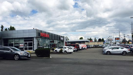 Campbell Nissan of Everett