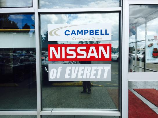 Campbell Nissan of Everett 2