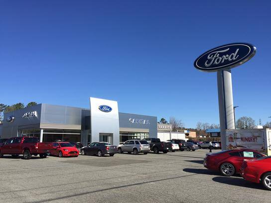 Capital Ford Hillsborough