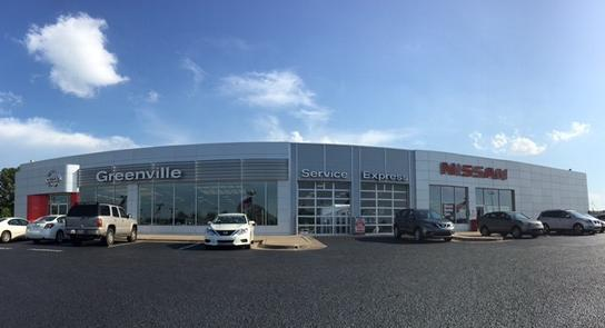 Greenville Nissan