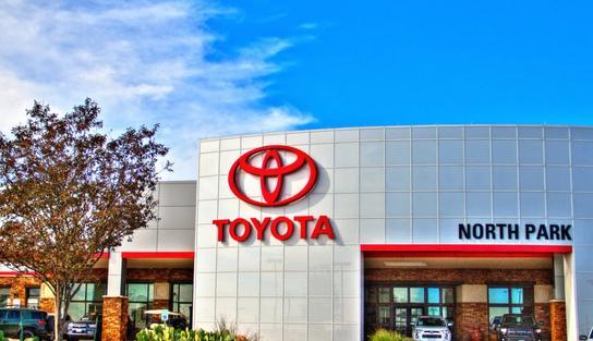 Toyota San Antonio Tx >> North Park Toyota Of San Antonio Car Dealership In San Antonio Tx