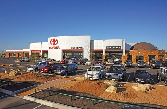 North Park Toyota of San Antonio