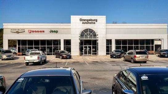 Plaza Chrysler Dodge Jeep Ram of Orangeburg 1
