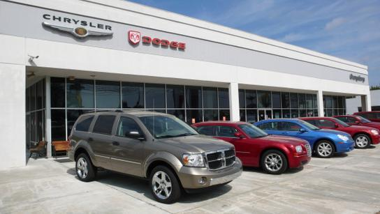 Plaza Chrysler Dodge Jeep Ram of Orangeburg 2