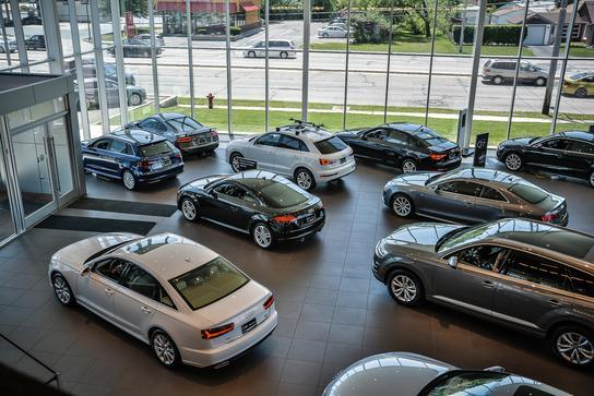 Audi Morton Grove >> Audi Morton Grove car dealership in Morton Grove, IL 60053 ...