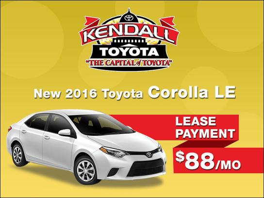 Kendall Toyota 2
