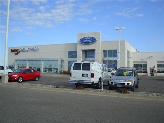 Luther Family Ford car dealership in Fargo, ND 58104-5181 | Kelley
