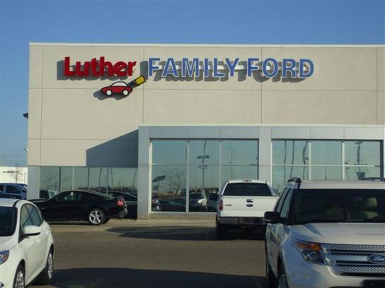 Luther Family Ford 2