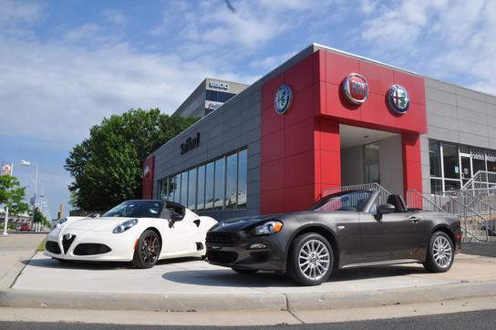 Safford FIAT Alfa Romeo of Tysons Corner car dealership in Vienna
