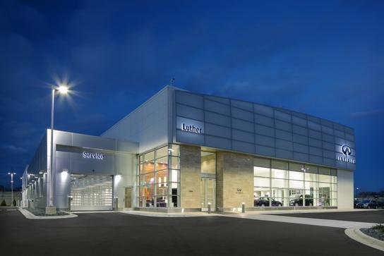 Luther infiniti bloomington