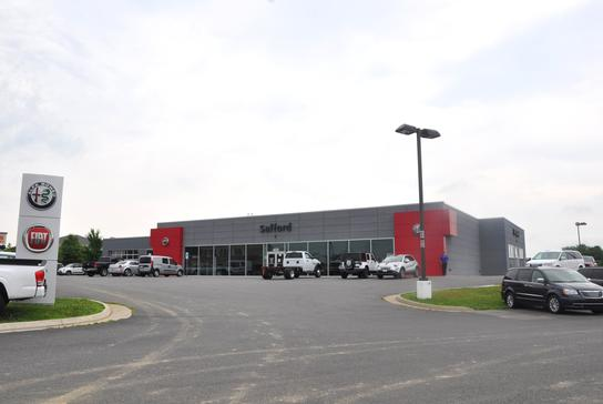 Safford Chrysler Jeep Dodge of Fredericksburg 2