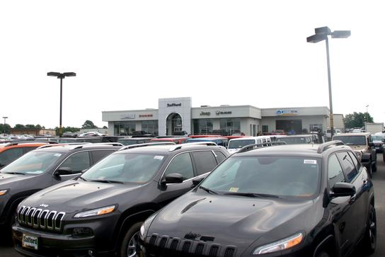 Safford Chrysler Jeep Dodge of Fredericksburg 1
