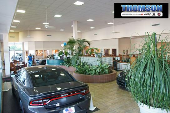 Thomson Chrysler Dodge Jeep Ram FIAT 3