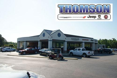 Thomson Chrysler Dodge Jeep Ram FIAT Car Dealership In Thomson, GA 30824 |  Kelley Blue Book