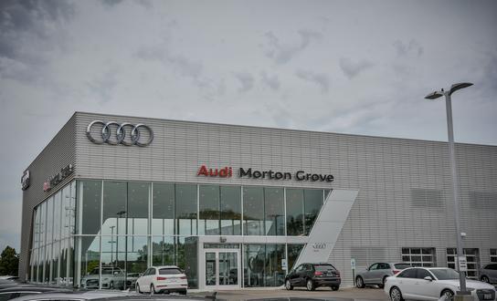 Audi Morton Grove Car Dealership In Morton Grove Il 60053 Kelley