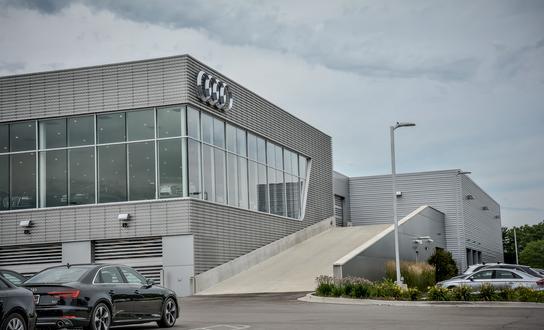 Audi Morton Grove Car Dealership In Morton Grove IL Kelley - Mcgrath audi