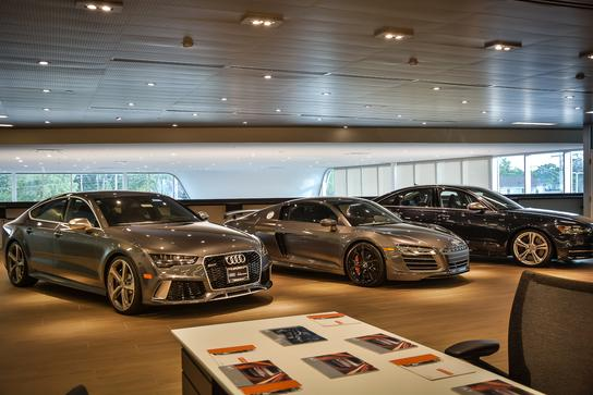 Car Dealership Ratings And Reviews Audi Morton Grove In Morton - Mcgrath audi