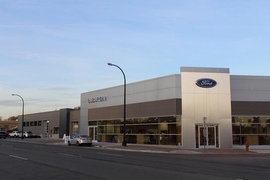 Suburban Ford Ferndale >> Suburban Ford Of Ferndale Car Dealership In Ferndale Mi