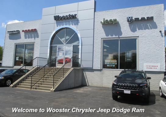 Wooster Chrysler Jeep Dodge Ram 1