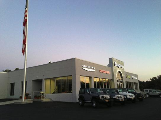 Zappone Chrysler Jeep Dodge Ram