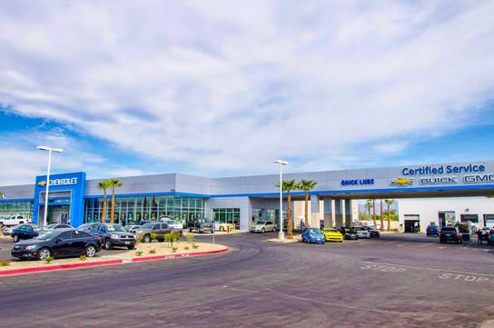 Fairway Chevrolet car dealership in Las Vegas, NV 89104 ...