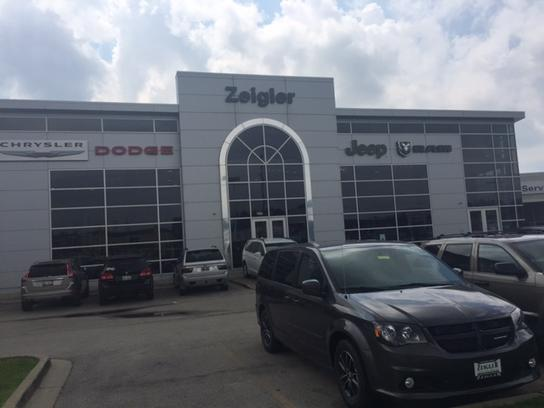 Zeigler Chrysler Dodge Jeep Ram of Downers Grove 3
