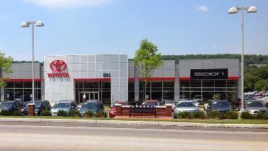 Car Dealership Ratings and Reviews - Del Toyota in THORNDALE