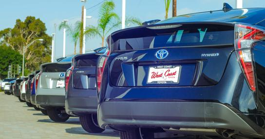 West Coast Toyota of Long Beach 2