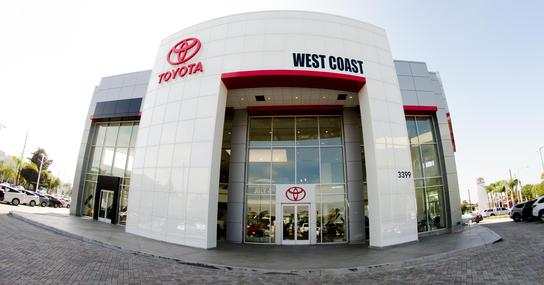 West Coast Toyota of Long Beach 1