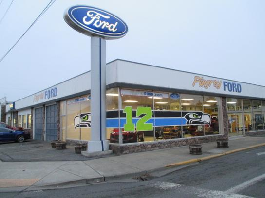 Pingrey Ford 1