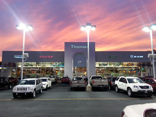 Perfect Thomas Dodge Chrysler Jeep Of Highland, Inc.