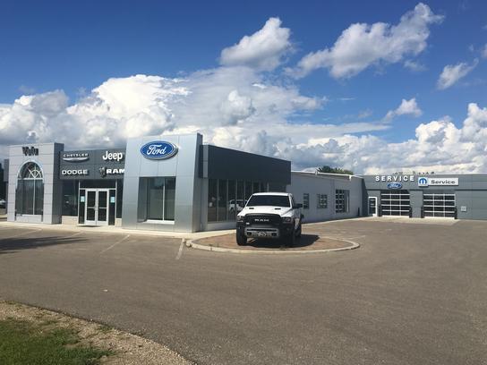 Chrysler Dealership Mn >> Valu Ford & Chrysler car dealership in Morris, MN 56267 | Kelley Blue Book