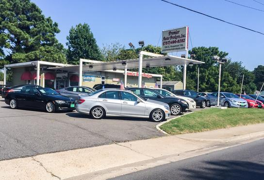 Premier Auto Brokers car dealership in Virginia Beach, VA 23452