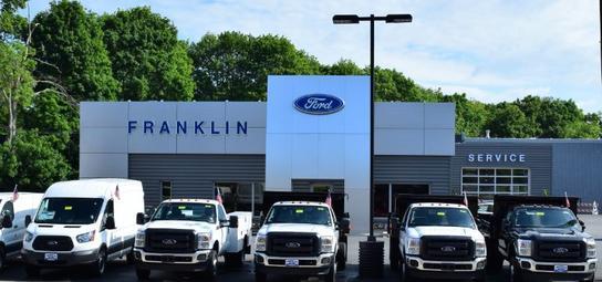 Ford Dealership Franklin >> Franklin Ford Car Dealership In Franklin Ma 02038 Kelley Blue Book